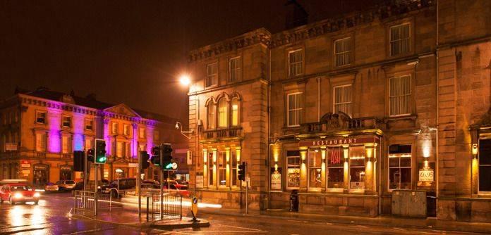 Inverness City Centre Hotel Highlands Scotland Famous