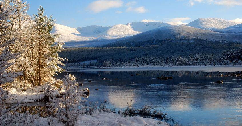 Visit Inverness Cairngorms National Park And The
