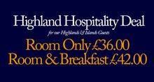 HIGHLAND HOSPITALITY PACKAGES