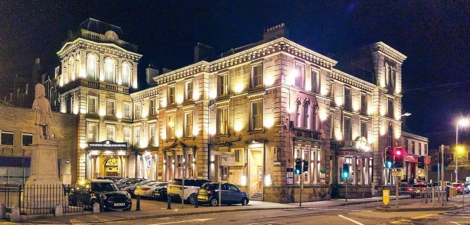 Royal Highland Hotel Inverness Deals